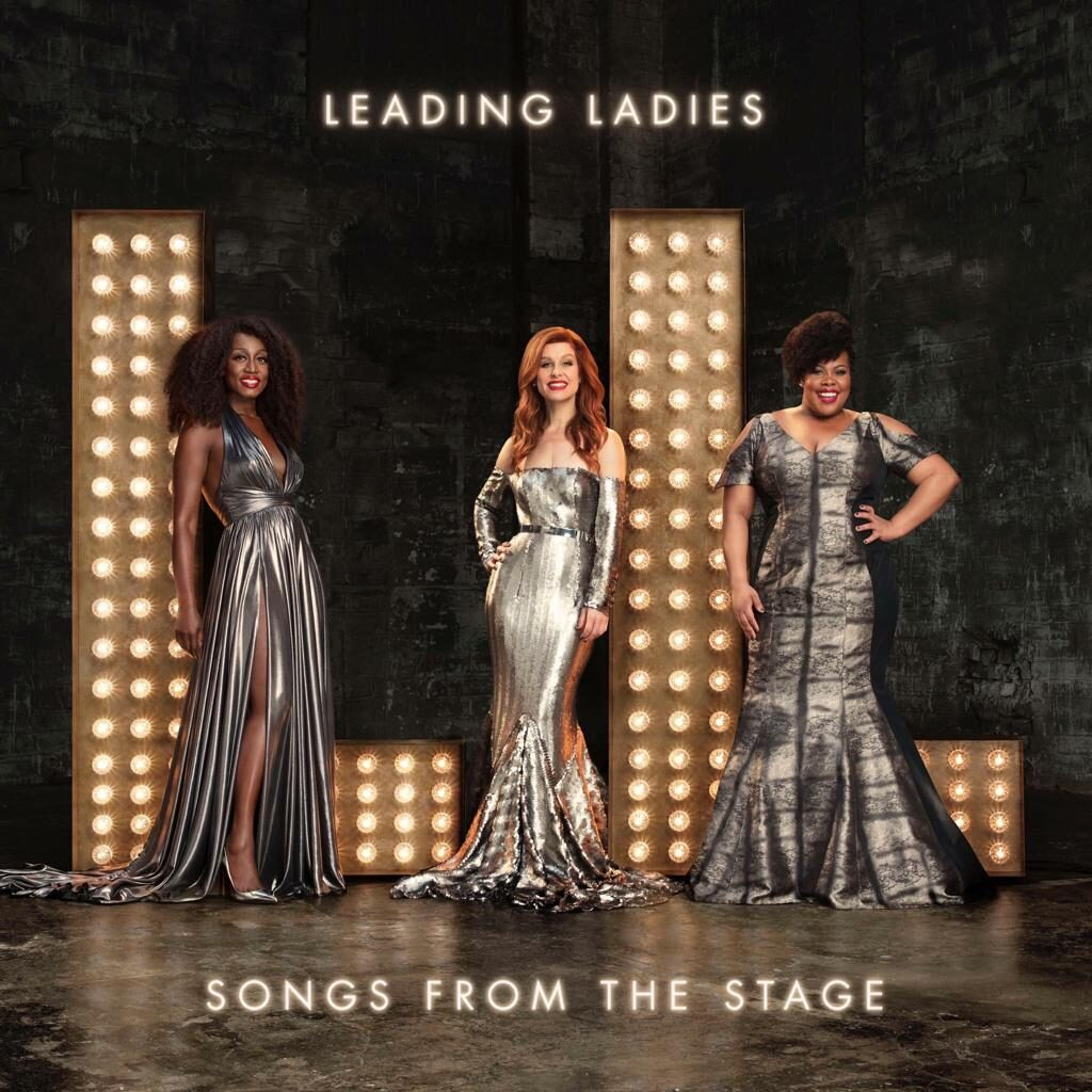 Leading Ladies 'Songs From The Stage' album cover