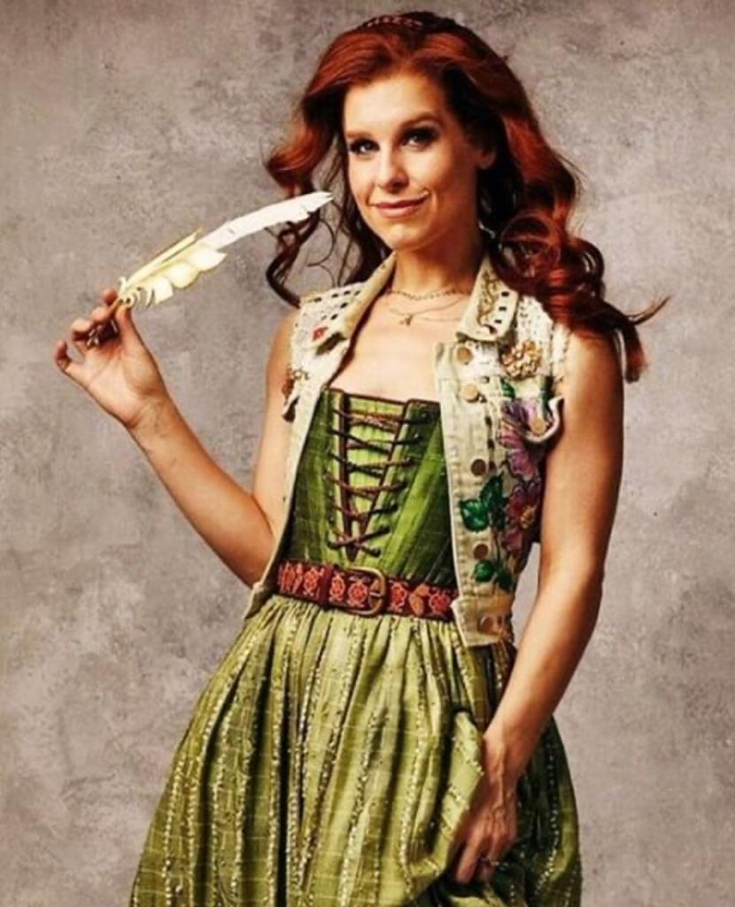 & Juliet musical - Olivier Award Winner Cassidy Janson as Anne Hathaway